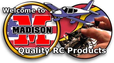 Welcome to MADISON Quality RC Products